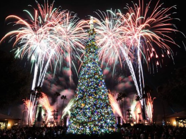 Dates Announced For 2018 Epcot International Festival of the Holidays & Candlelight Processional